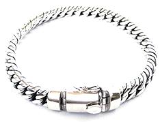 Цепи и браслеты из серебра