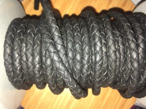 Кожаные шнурки